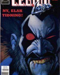 LEGION & Lobo nr 1/1992 omslag