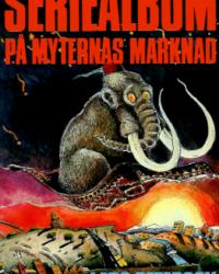 Seriealbum på myternas marknad omslag