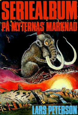 Seriealbum på myternas marknad