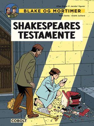 Blake og Mortimer 24: Shakespeares testamente