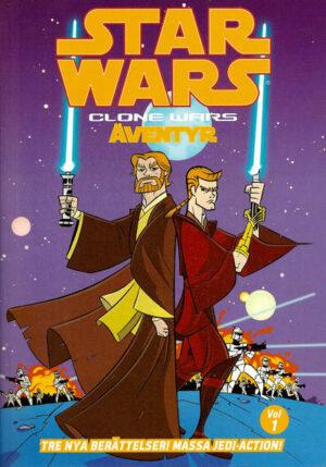 Star Wars: Clone Wars äventyr volym 1