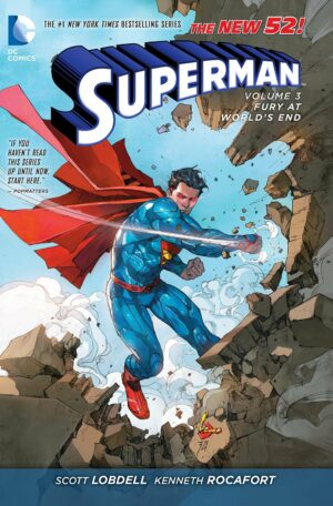 Superman Volume 3: Fury at World's End
