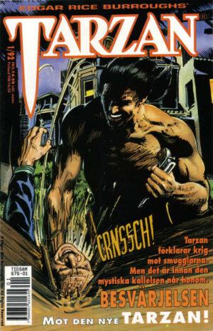 Tarzan nr 1/1992
