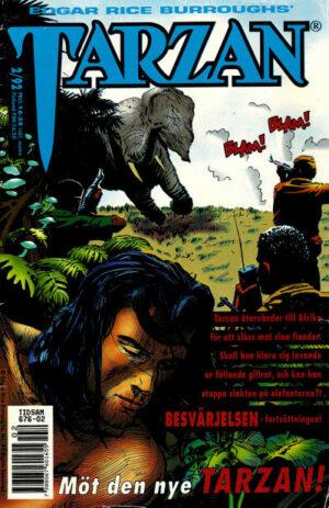 Tarzan nr 2/1992
