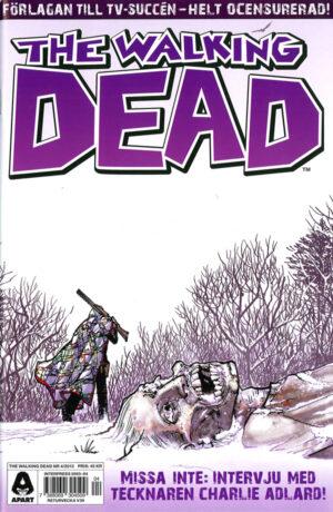 The Walking Dead nr 4/2013