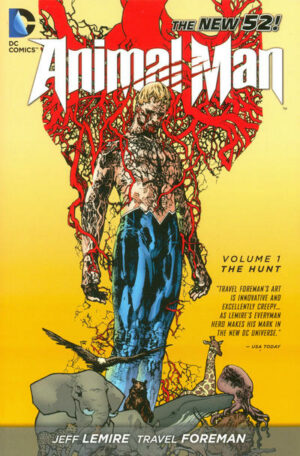 Animal Man Volume 1: The Hunt