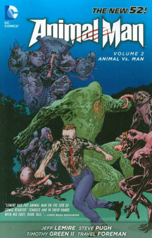 Animal Man Volume 2: Animal vs. Man