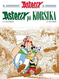 Asterix nr 20: Asterix på Korsika [nyutgåva]