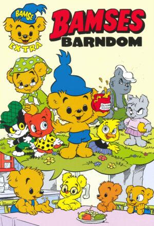 Bamse-Extra nr 2/2012: Bamses barndom