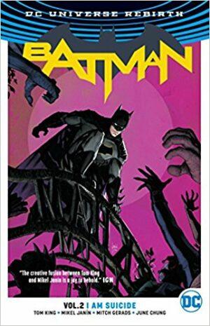 Batman Vol. 2: I am Suicide [Rebirth]