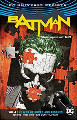 Batman Vol. 4: The War of Jokes and Riddles [Rebirth]