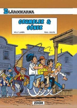 Blårockarna: Grumbler & söner