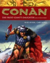 Conan Volume 1: The Frost-Giant's Daughter and Other Stories omslag