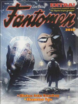 Fantomen julalbum 2018