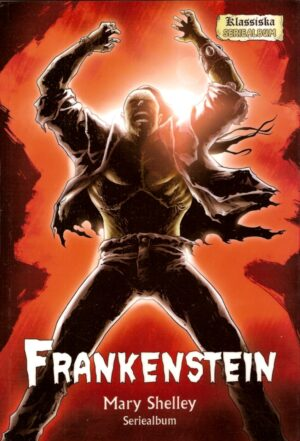Klassiska seriealbum: Frankenstein