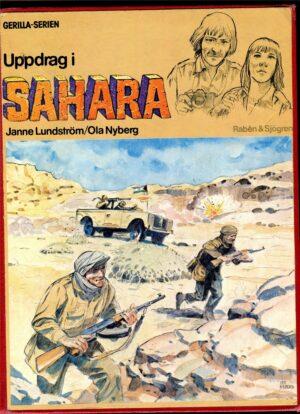 Gerilla-serien nr 2: Uppdrag i Sahara