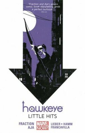 Hawkeye Volume 2: Little Hits