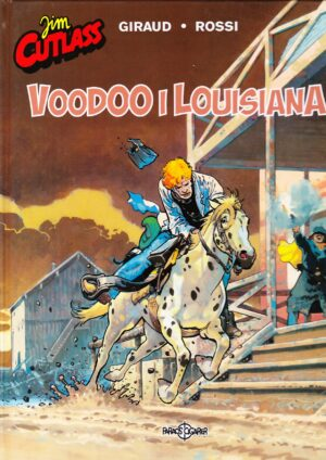 Jim Cutlass 5: Voodoo i Louisiana