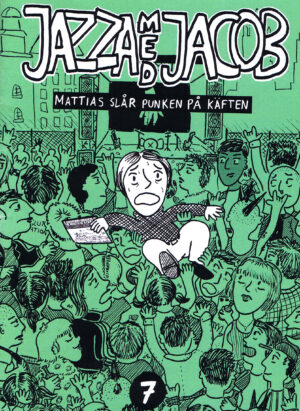 Jazza med Jacob 7: Mattias slår punken på käften