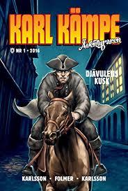 Karl Kämpe Äventyraren nr 1