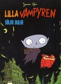 Lilla Vampyren [1]: Lilla Vampyren börjar skolan