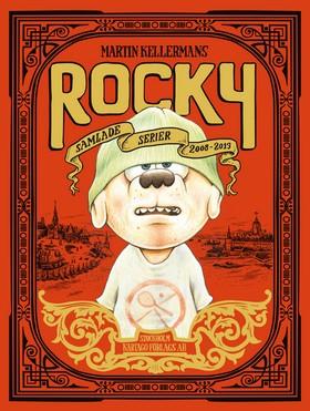 Rocky jubileumsbok – samlade serier 2008–2013