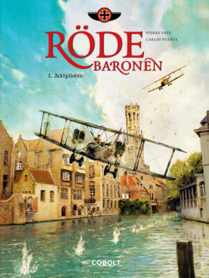 Röde baronen nr 1: Jaktpiloten