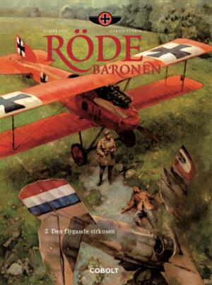 Röde baronen nr 3: Den flygande cirkusen