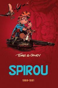 Spirou – Den kompletta samlingen 1988–1991