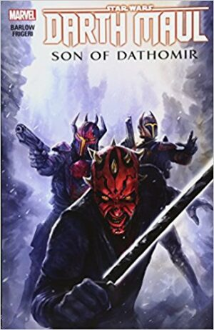 Star Wars: Darth Maul – Son of Dathomir