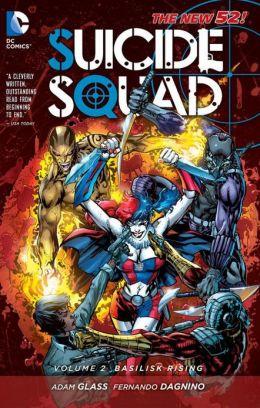 Suicide Squad Volume 2: Basilisk Rising