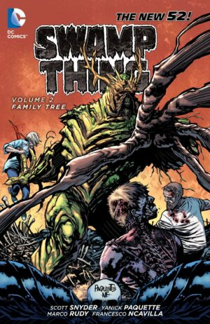 Swamp Thing Volume 2: Family Tree