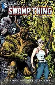 Swamp Thing Volume 3: Rotworld: The Green Kingdom