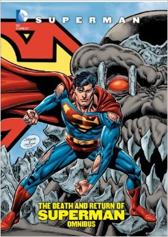 Superman: The Death and Return of Superman Omnibus