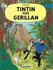 Tintins äventyr nr 23: Tintin hos gerillan