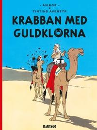 Tintins äventyr 9: Krabban med guldklorna