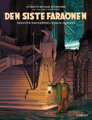 Ett äventyr med Blake och Mortimer: Den siste faraonen