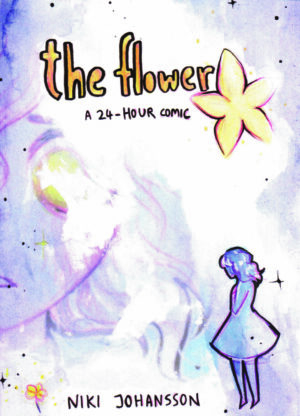 The Flower – A 24-Hour Comic