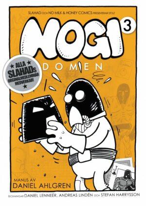 Omslaget till Nogi nr 3