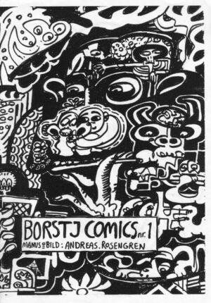 Borstj Comics, nr 1-2
