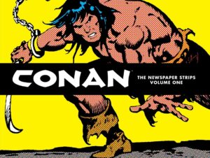 Conan: The Newspaper Strips Volume One