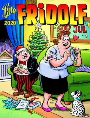 Lilla Fridolf julalbum 2020