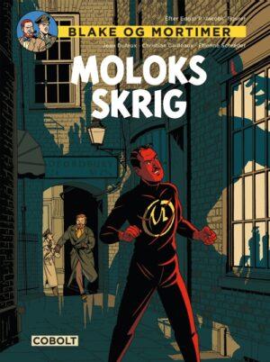 Blake og Mortimer 27: Moloks skrig