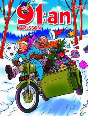 91:an Karlsson julalbum 2020